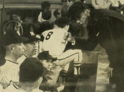 日めくりプロ野球 9月            【9月23日】1967年(昭42) 1回表で終わり!阪神が試合放棄 風呂に入った選手もいた!