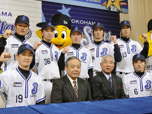 横浜の新入団選手は全員1軍キャンプ― スポニチ Sponichi Annex 野球