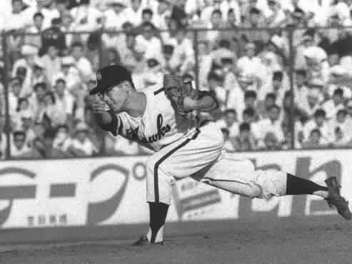 5月6日】1961年(昭36) 杉浦忠、入団4年目で100勝も忍び寄っていた ...