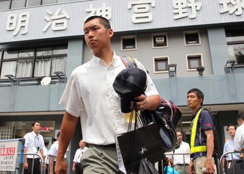 プロ注目の帝京・石川亮「相手の...