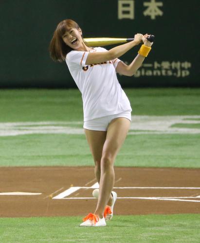 亜美 野球 稲村 水着姿で野球をする稲村亜美!Fカップで魅力満載な高画質な画像まとめ!