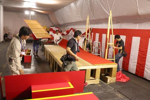 広島 試合中にビールかけ会場撤収 都内宿舎に準備へ\u2015 スポニチ