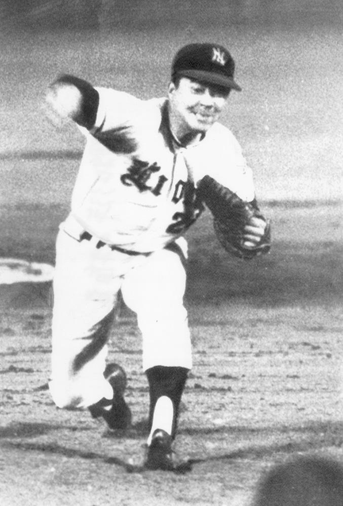 1958年の日本シリーズ