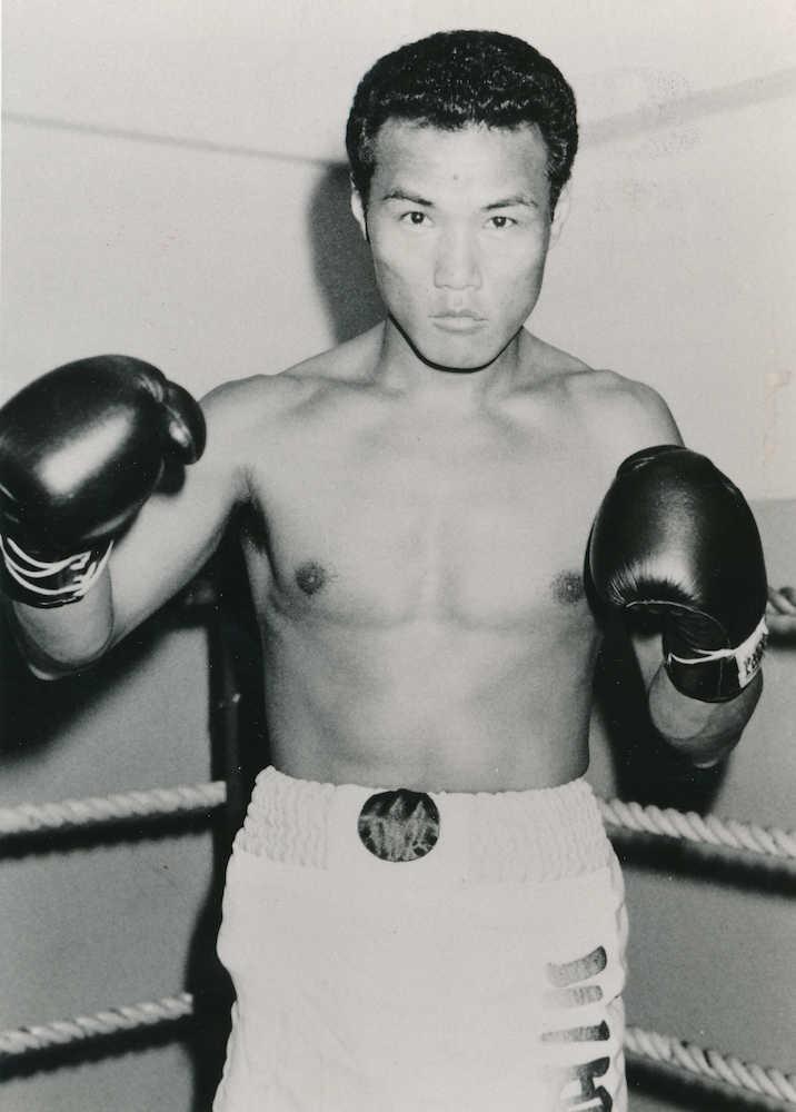 81年に米国でボクシング世界王者...