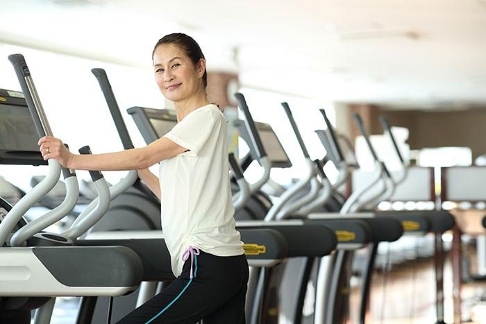 健康寿命を伸ばすためには適度な運動が大切