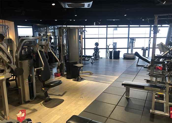 チキンジムトレーニングスペース