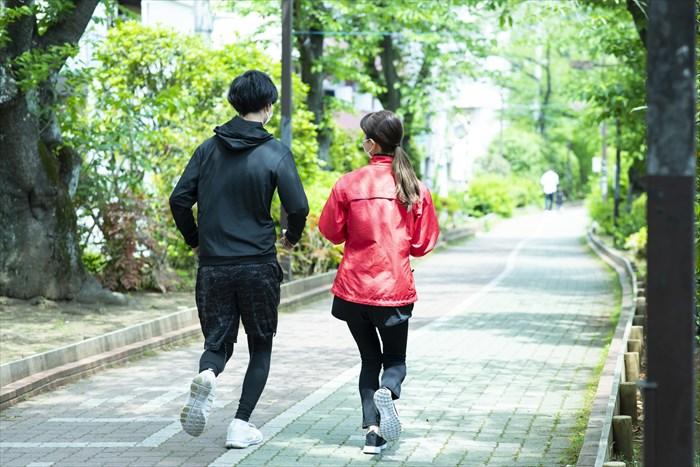 運動不足の解消方法・ジョギング