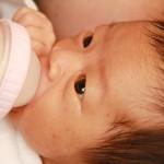調乳は水道水でもいいの?しっかり考えたい赤ちゃんの水分