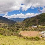 採水地一帯は長寿の村!ビルカバンバの水