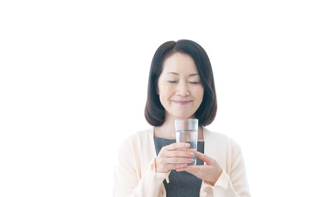 アンチエイジングや健康には水が重要