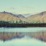アメリカ最北の天然水、アラスカ・グレーシャー・キャップ