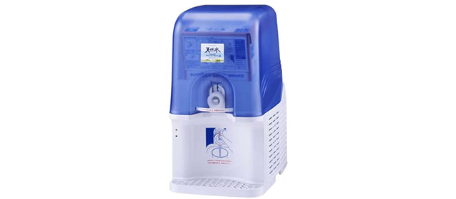 サントリー天然水専用卓上型冷水ウォーターサーバー