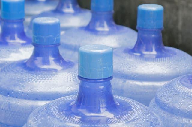 ウォーターサーバーの水容器タイプは4種類