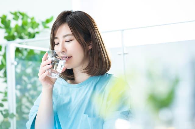 炭酸水の利用シーン