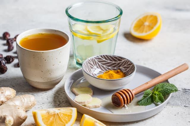 白湯のおいしい飲み方