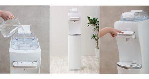 メリット1:毎日約10L分を浄水できる