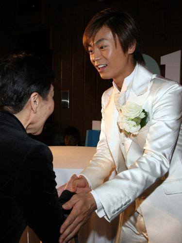 氷川きよし結婚