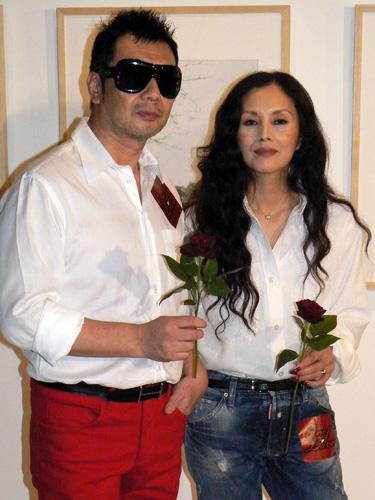 夏木 マリ 結婚