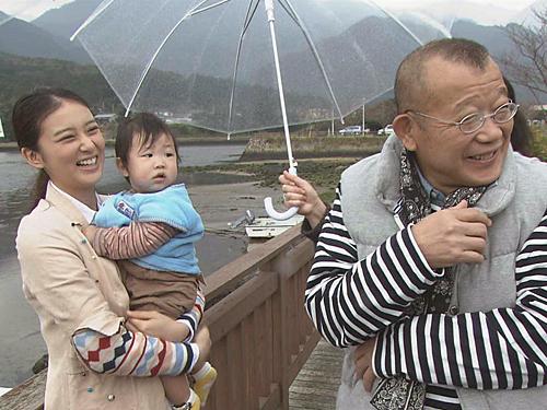 鶴瓶の家族に乾杯 | 兵庫県赤穂市(武井咲さ …