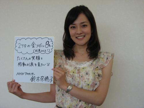 「鈴木奈穂子オリンピック」の画像検索結果