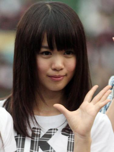 料理タレントとして再び芸能界デビューすることを発表した元HKT48の菅本裕子