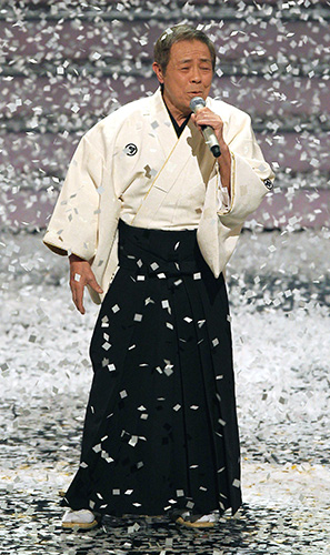 北島 三郎 風雪 ながれ 旅