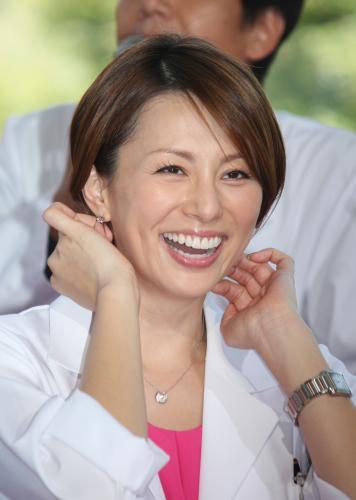 米倉涼子さん主演の「ドクターX」23・6% 6臭連続20%超え