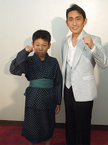 「福田 こうへい 長男」の画像検索結果