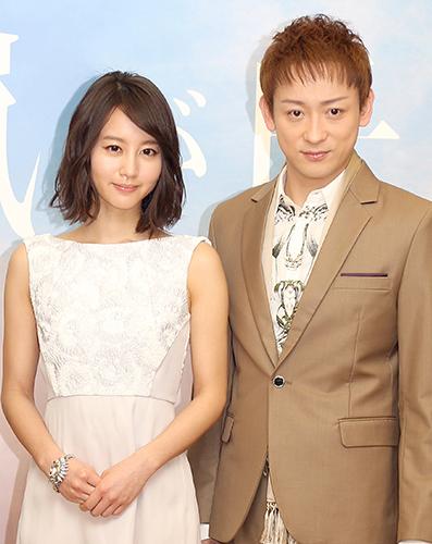 堀北真希と山本耕史が結婚、12歳差 今年の舞台「嵐が丘」共演が
