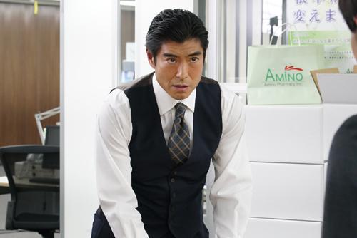 高嶋政宏、TOKIO長瀬と23年ぶり...