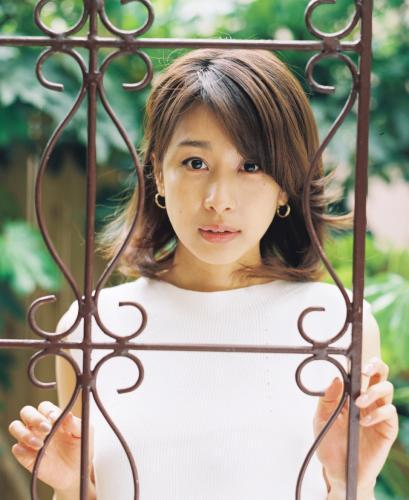 加藤恵さんのポートレート