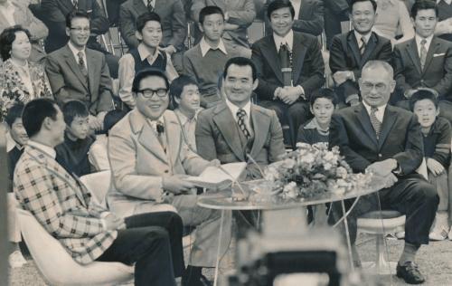 1969年、日本テレビ「緊急特集さ...