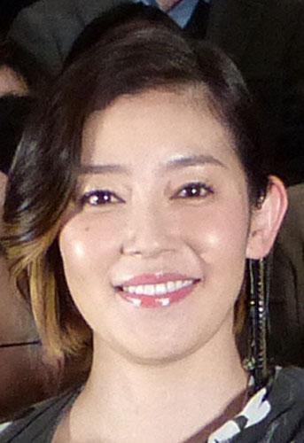 アップ美人の須藤理彩