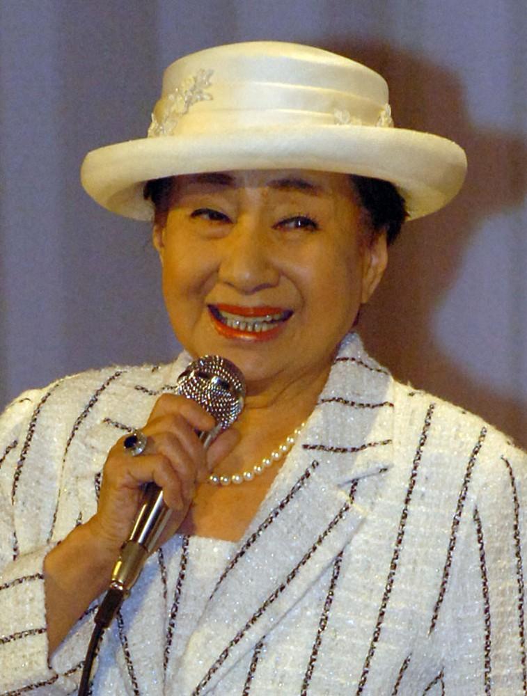 京唄子さん死去 89歳 鳳啓助さんと夫婦漫才 「渡鬼」などで存在感 ...