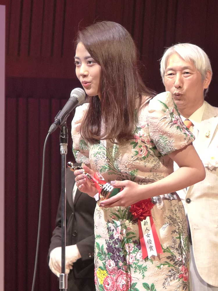 第28回日本映画批評家大賞新人女優賞受賞記念、公 …