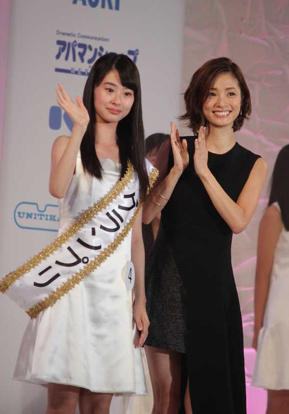 第15回全日本国民的美少女コンテ...