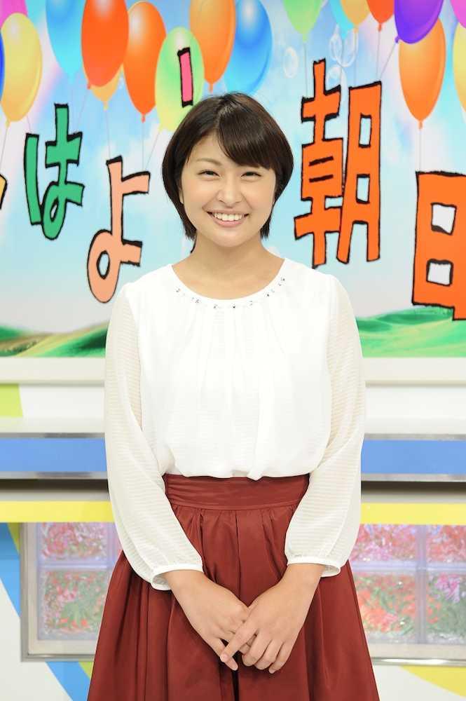 ABC川添佳穂アナ 3歳上先輩社員...