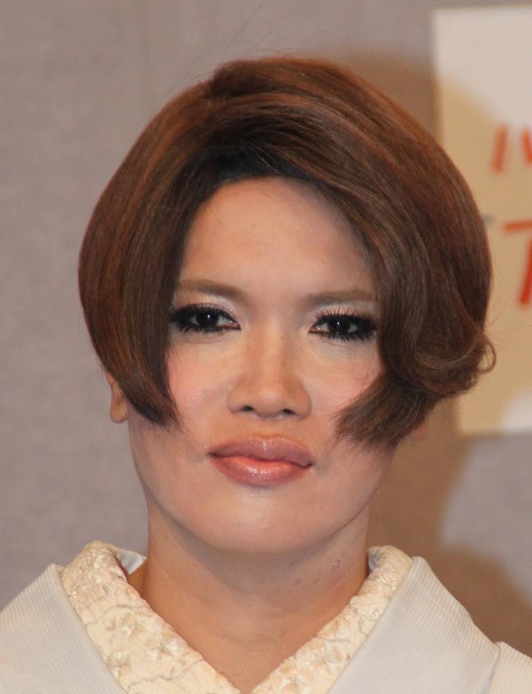 美容家でタレントのIKKO