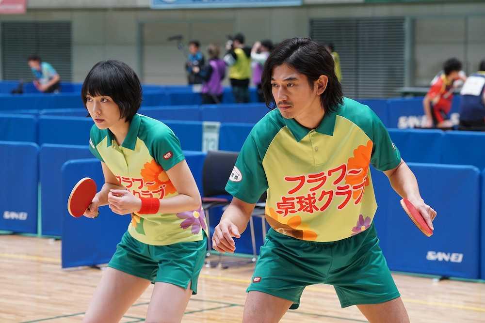 Kết quả hình ảnh cho 乒乓 少女 大 逆襲