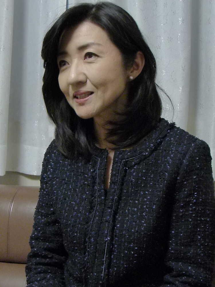 先輩・寺田理恵子 入社前から評...