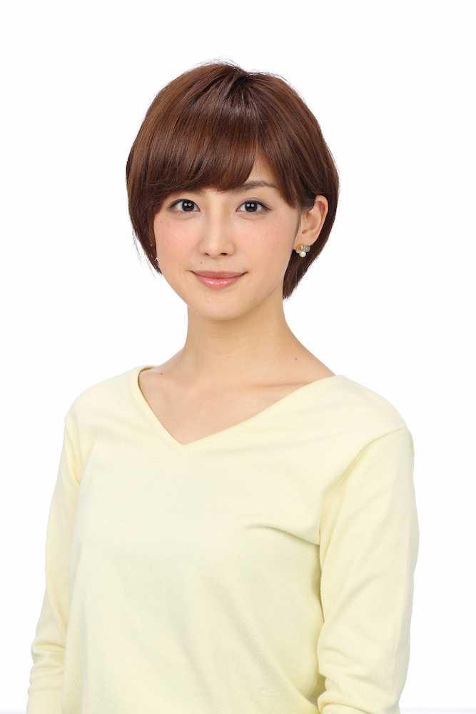 宮司愛海アナ、フジ新スポーツ番組の顔 入社4年目メインキャスター抜てき