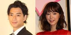 【芸能】三浦翔平&桐谷美玲、6月下旬結婚がほぼ確定