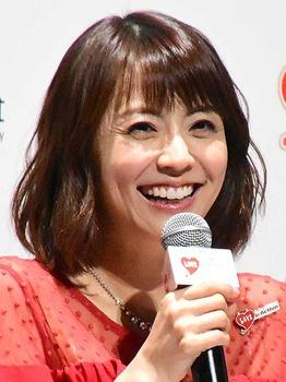 小林麻耶ゆるふわパーマがかわいい画像