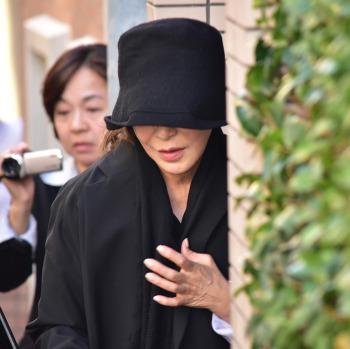 安藤和津、角替和枝さん悼み涙「こんな数日で悪化するとは\u2026」