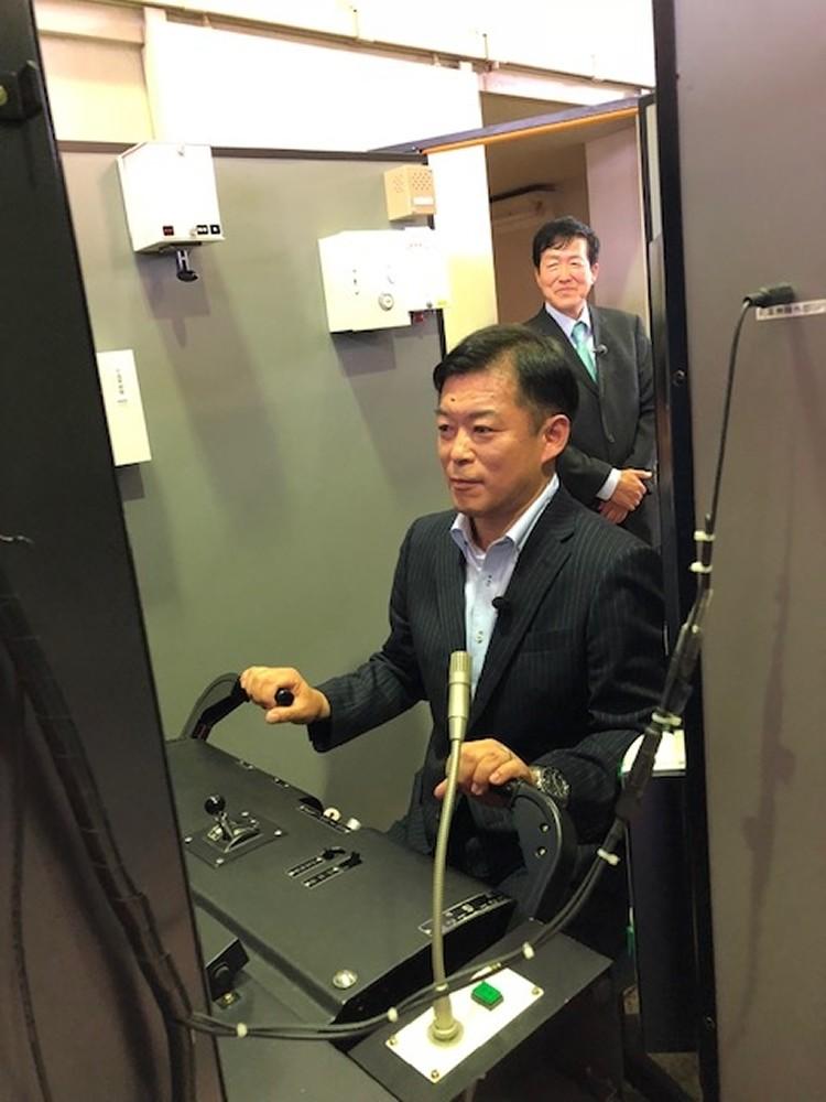 "MBS・馬野雅行アナ ""西日本一の鉄道アナ""夢の車内放送へ出発進行 ..."
