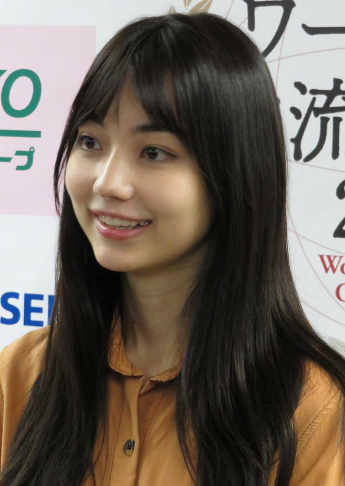 """美しすぎる囲碁棋士""""黒七段、日本でのタレント活動意欲― スポニチ ..."""