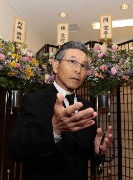 元吉本新喜劇座長の木村進さん通夜 間寛平ら参列「やめようかと思ってた時に\u2026」