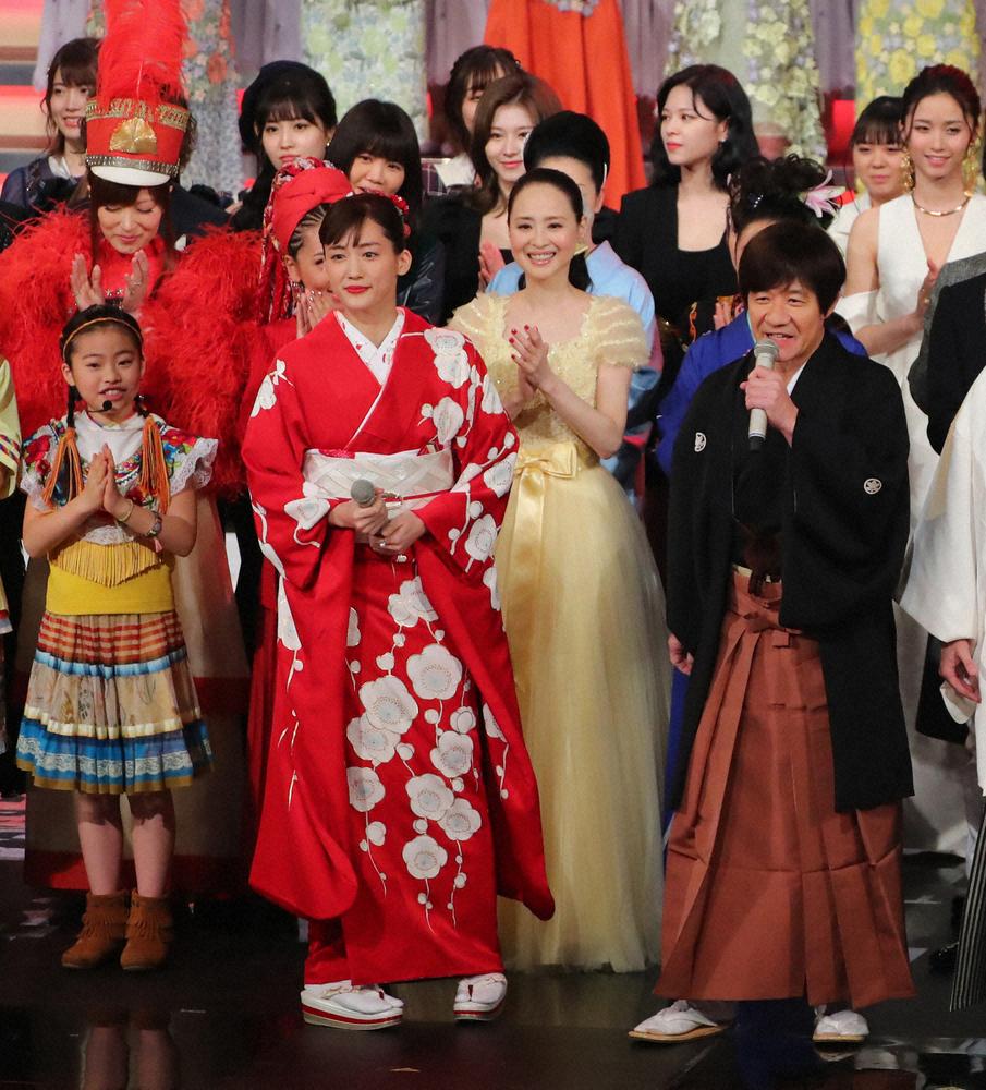 NHK会長 内村光良、櫻井翔、綾瀬はるかの紅白司会陣を「テンポの