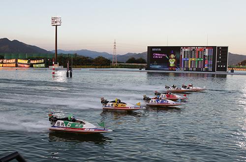 レース 桐生 ボート