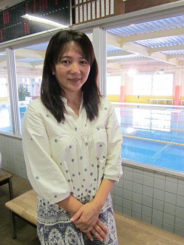瀬戸ママ「よく頑張ったね」 家族でビデオ撮影、フォーム確認― スポニチ Sponichi Annex スポーツ